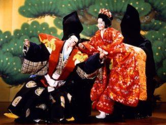 Hachioji Kuruma Ningyo Puppet Theatre