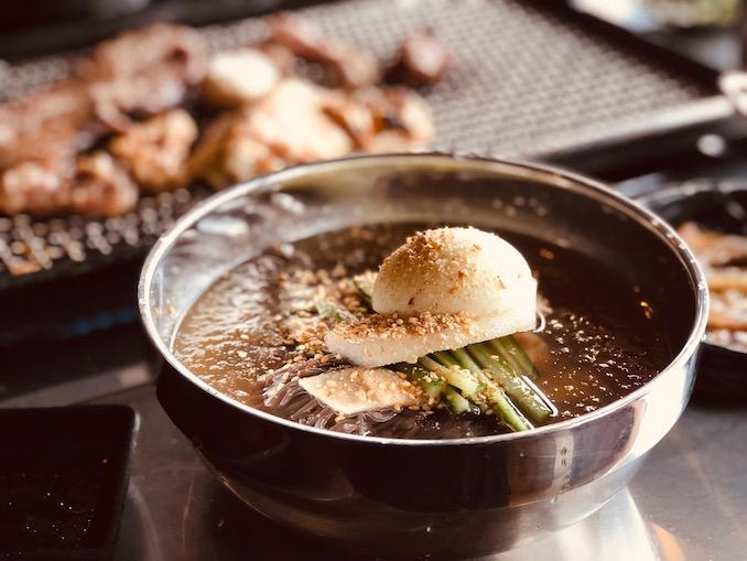 Busan Galmaegi Korean BBQ Toronto