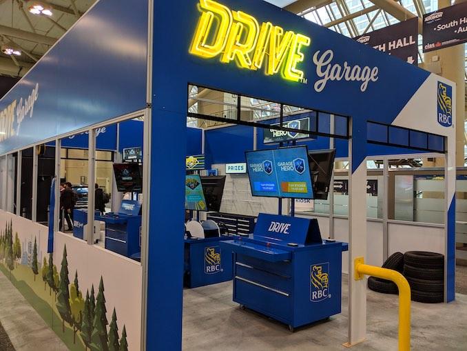 RBC DRIVE Garage