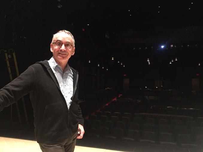 Our Director, Joel Greenberg