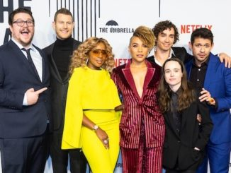 The Umbrella Academy is a new Netflix show that is out now starring Toronto's Colm Feore, Ellen Page and Mary J. Blige.