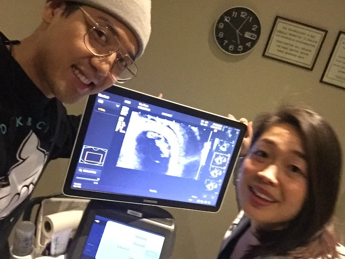franco nguyen - Here we are confirming that Thao is indeed pregnant and I'm going to be a father. Just a regular day!