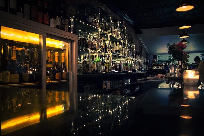 melrose bar