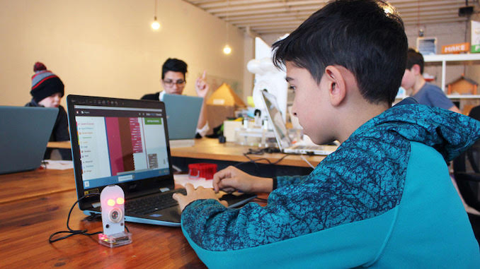 Little Robot Friends introduces the world of coding & electronics to kids