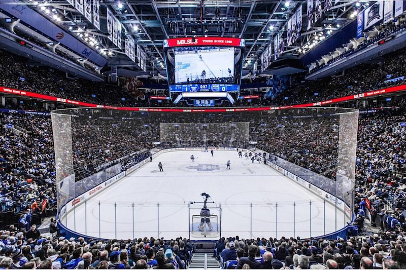 The Plus Minus: Toronto Sports Fans and Platinum Seats