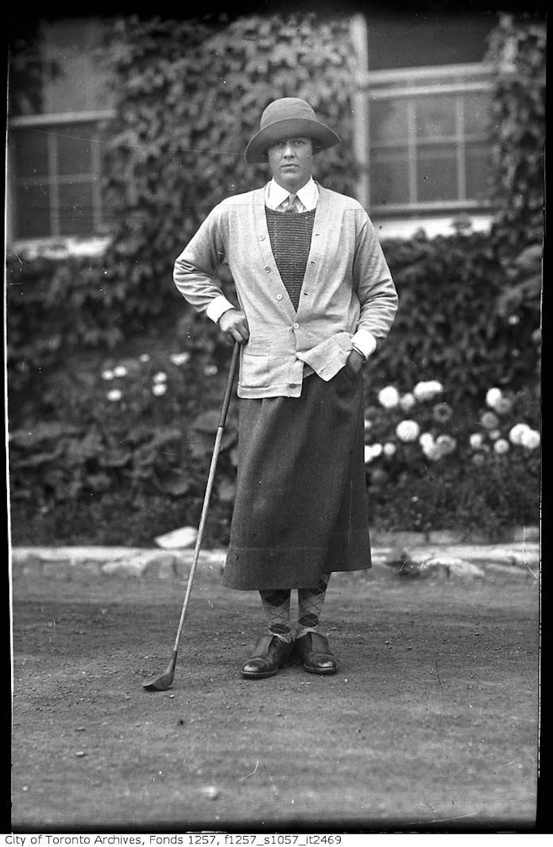- old golf photographs in toronto - old golf photographs in toronto