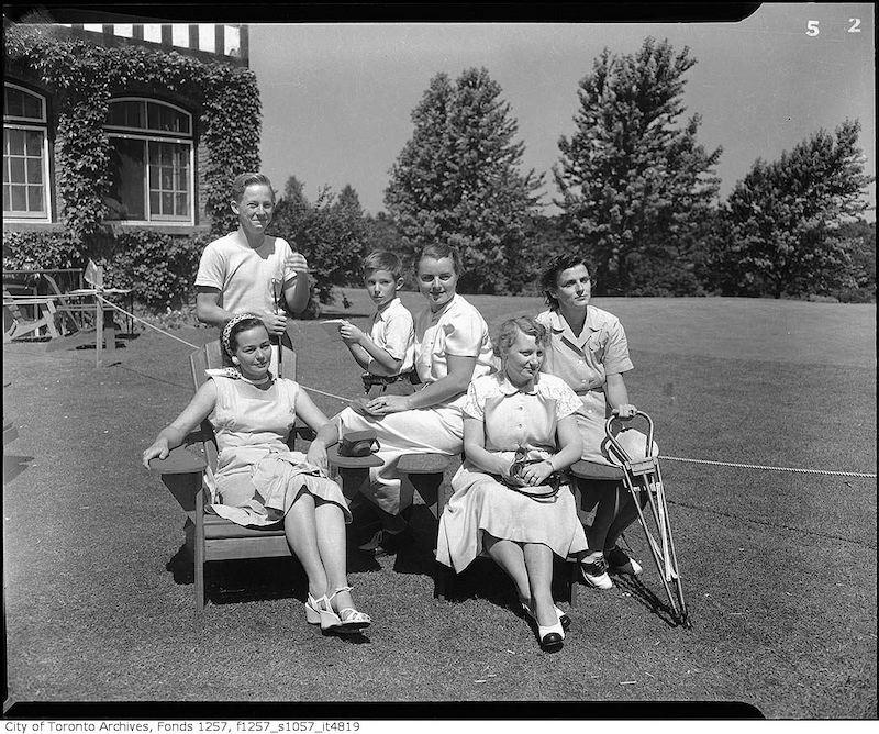1950? - Golf group