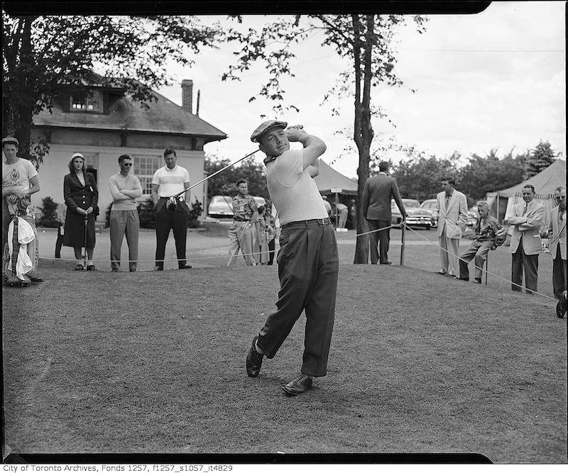 1950? - Golfer