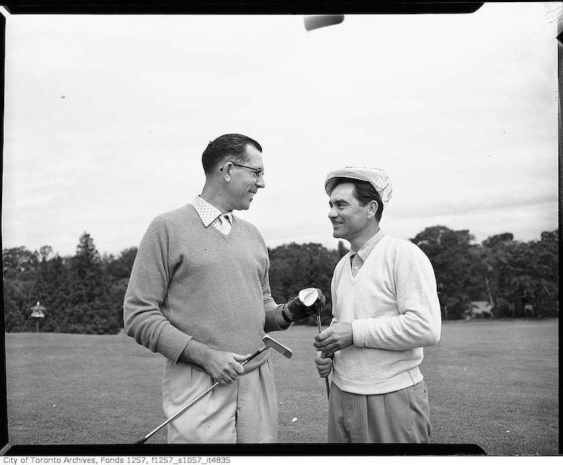 1950? - Golfers