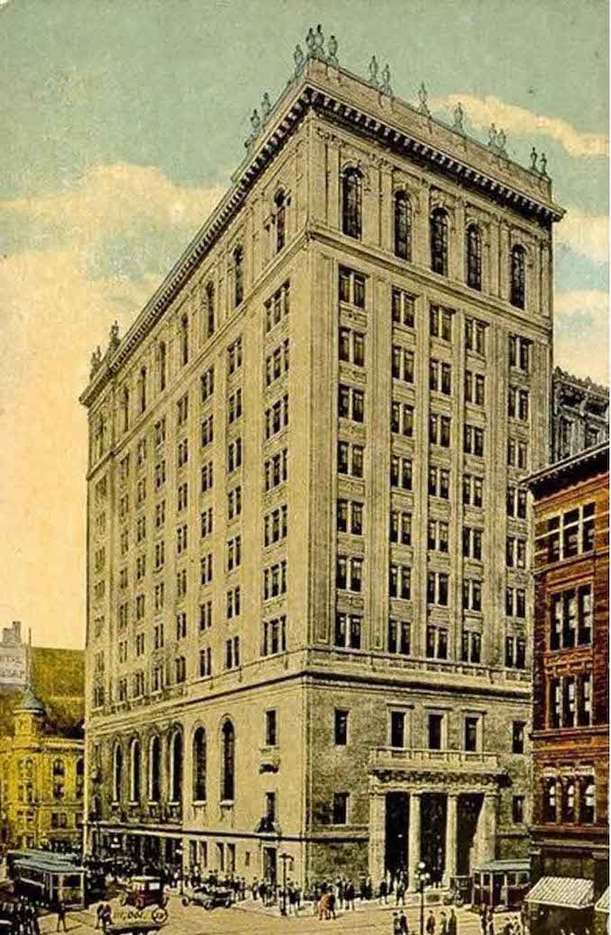 Dominion Bank Before - In the Footsteps of Ambrose Small