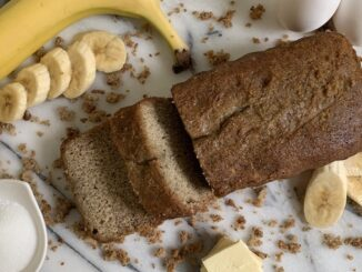 banans loaf recipe