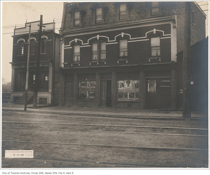 1903 - November 2nd - King Street and Don Esplanade
