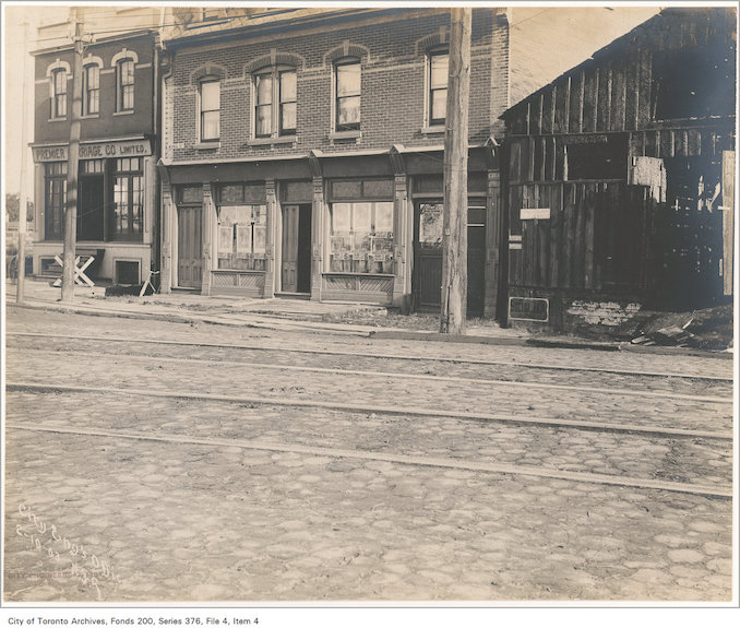 1903 - October 2nd - King Street and Don Esplanade