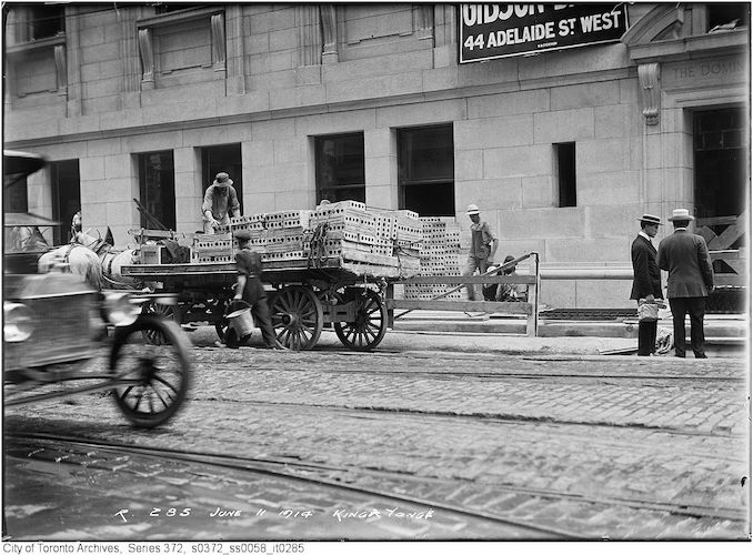1914 - June 11 - King and Yonge