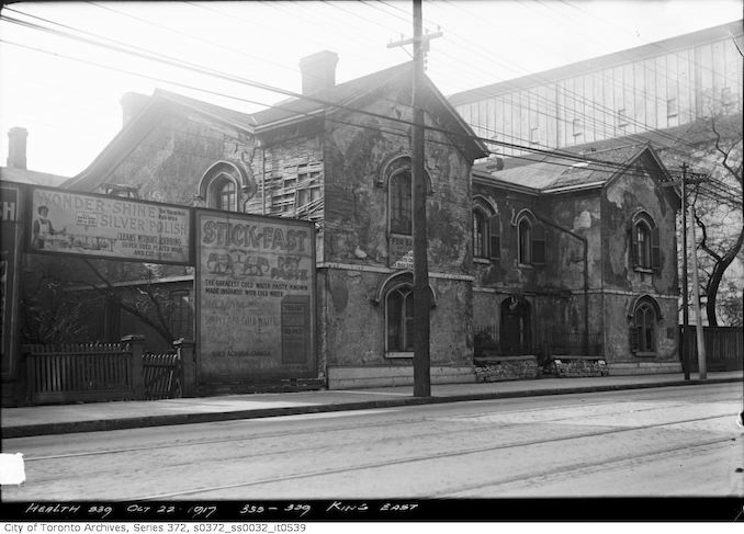 1917 - October 22 - 355 - 359 King Street East