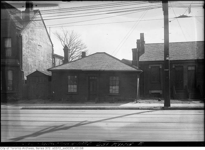 1937 - March 3 - 531 King Street East