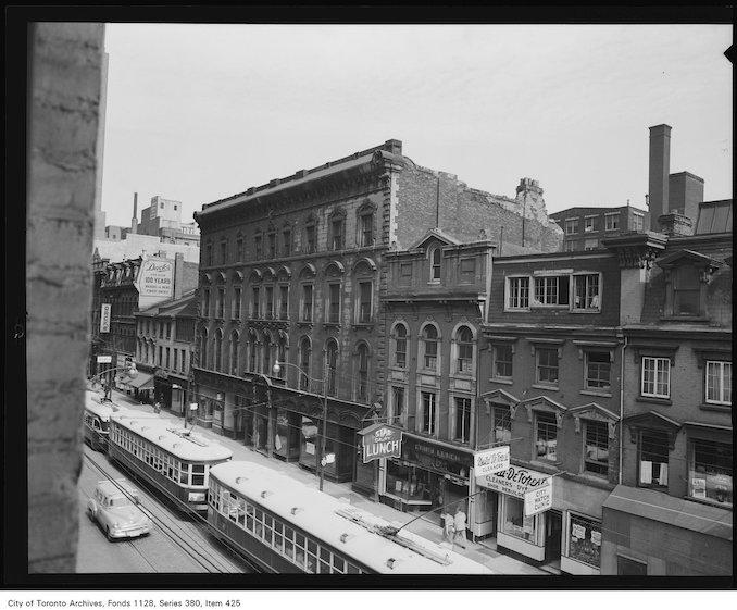 1950 - King Street West