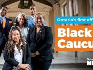 NDP First Black Caucus