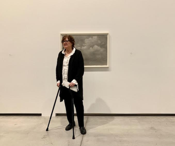 Vija Celmins: To Fix the Image in Memory exhibition now at the AGO