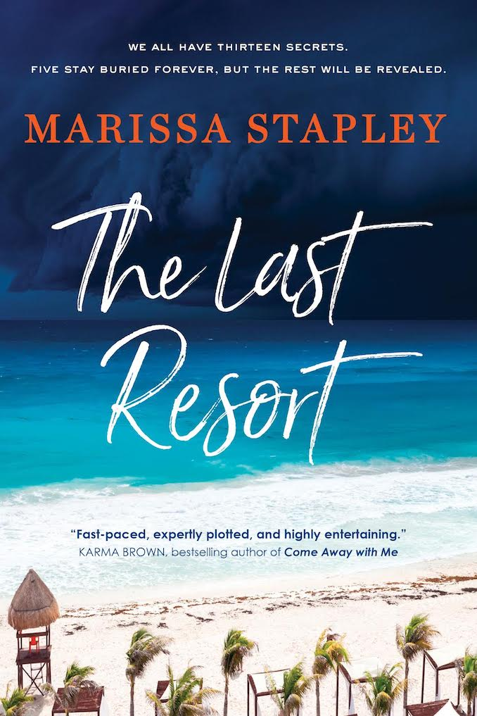 the last resort Marissa Stapley