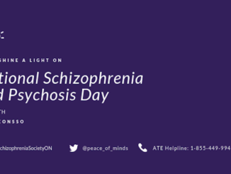 Charitable Choices: Diane Milton, Member, Schizophrenia Society of Ontario