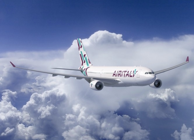 Air Italy announced their new service between Milan in Toronto recently and they also revealed their newest spokesperson, Pam Ann.