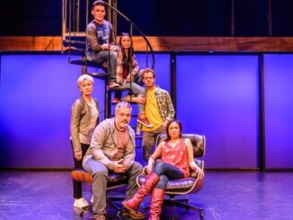Troy Adams chats about mental health in the musical Next to Normal