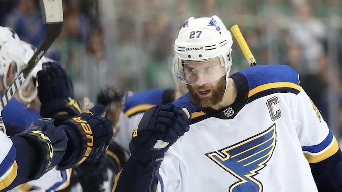 The Plus Minus Alex Pietrangelo Has Arrived And Now Everyone Knows It