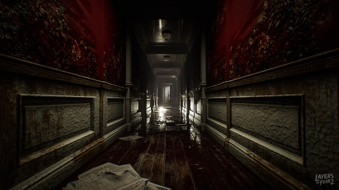Layers of Fear 2 (PS4) Review: Ghost bust