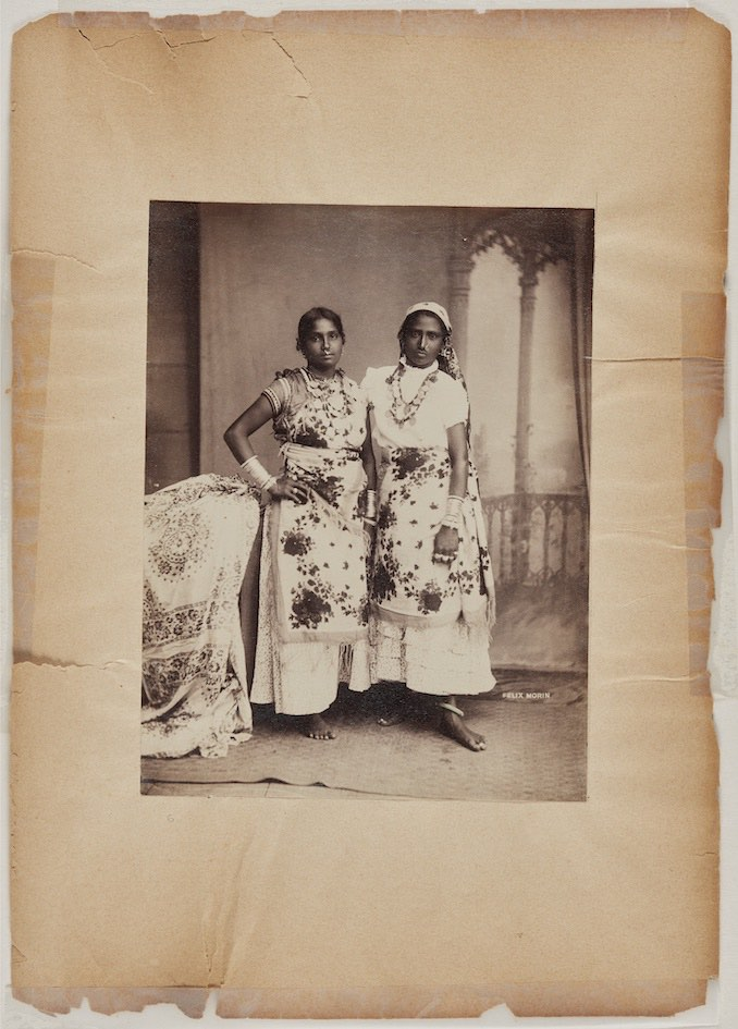 Two Women, Trinidad, ca 1890