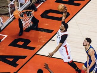 The Plus Minus: A Hockey guy watches the Raptors from afar.