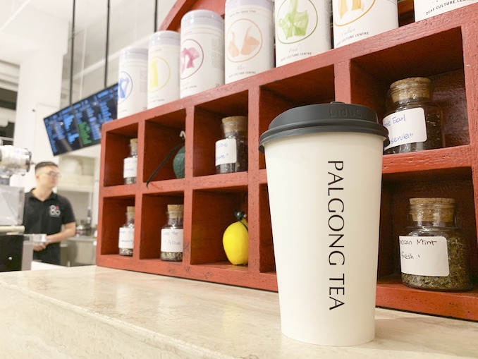 Palgong Tea, the OG of Bubble Tea, opens in Distillery District