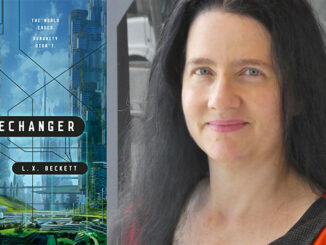 Print Matters: Gamechanger by Toronto author L.X. Beckett