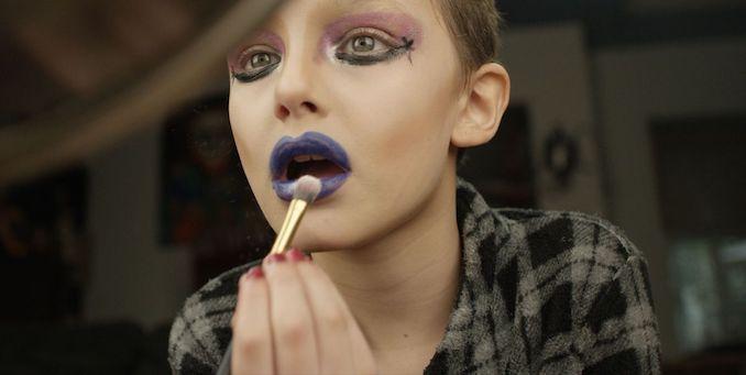 Drag Kid artist Queen Lactatia, in 'Drag Kids' (2019