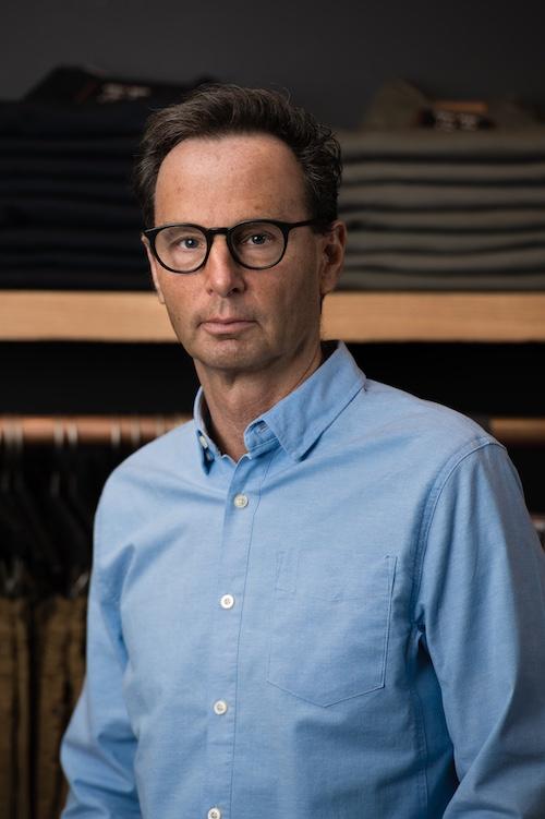 Gary Lenett - Homegrown Business: Canadian denim brand DUER