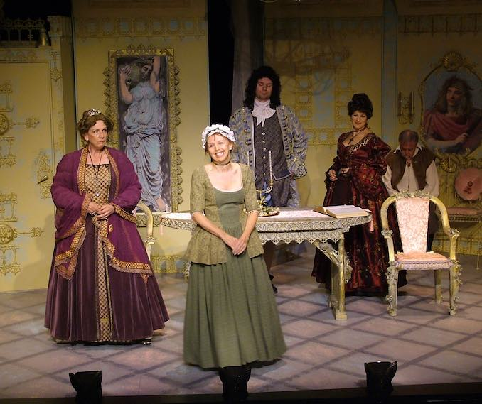 Jane Hunter - Tartuffe - They sniff out the slightest hint of scandal and happily broadcast the news