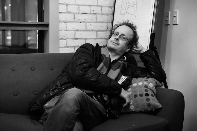 Kevin McDonald - Photo by Joel Levy