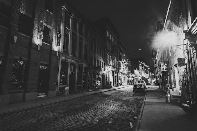 Montréal Old Town
