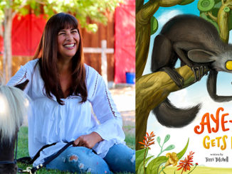Terri Tatchell debuts children's books on endangered animals