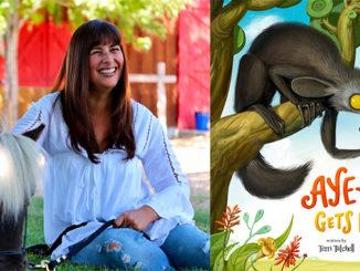 Terri Tatchell debuts children's books on endangered animals