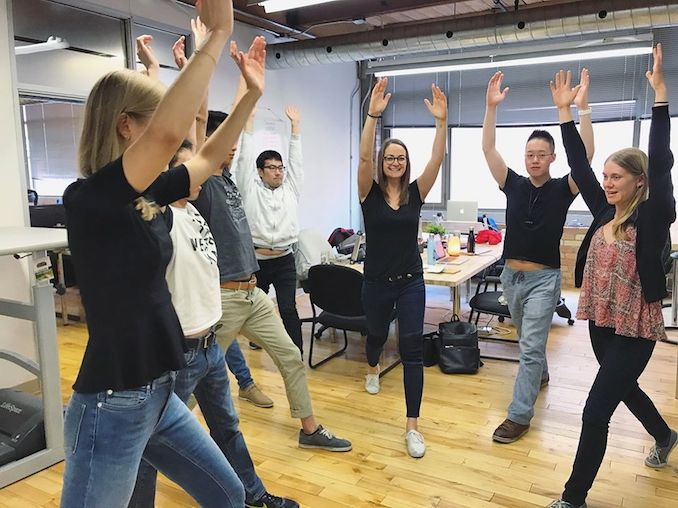 This Toronto Tech Company Combats Employee Burnout Around the World