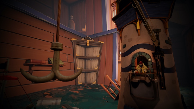 A Fisherman's Tale (Oculus) Review: I Got No Strings