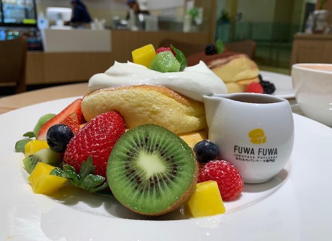 Fuwa Fuwa Japanese Soufflé Pancakes