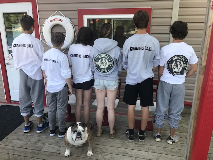 Duke and the Shantilly's Place Crew