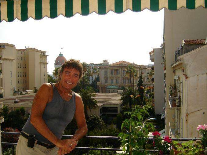 Gérard in Nice, France