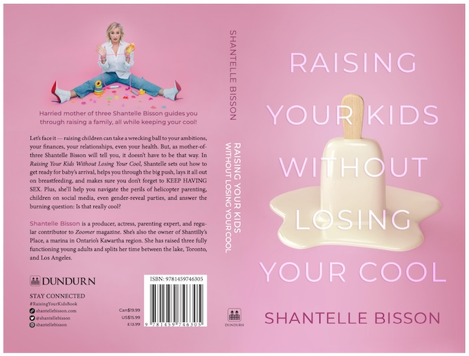 Shantelle Bisson - Raising Your Kids Without Losing Your Cool