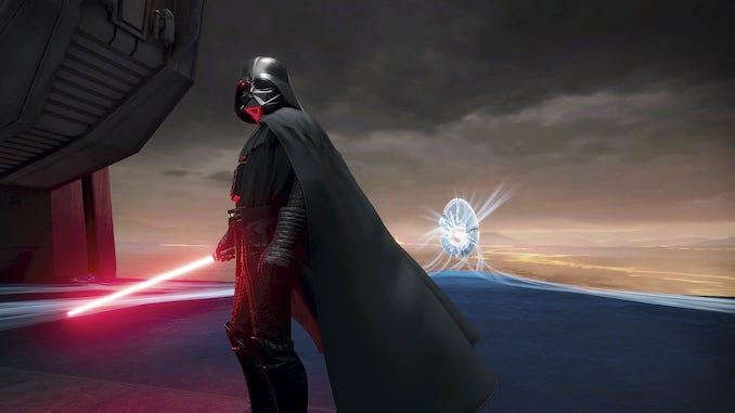 Star Wars: Vader Immortal (Oculus) Review: The High Ground