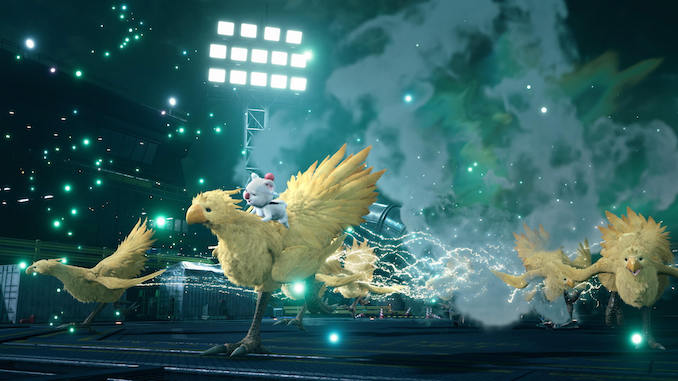 Final Fantasy VII Remake (PS4) Review: Living in a Materia World