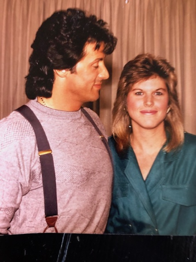 Back in the 80s (shoulder pads! feathered hair!) I had a gig interviewing movie stars