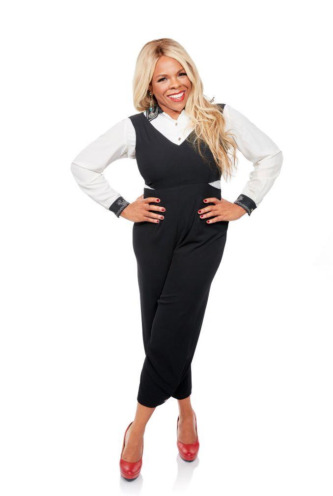Dr. Liza Egbogah, founder of dr.Liza shoes